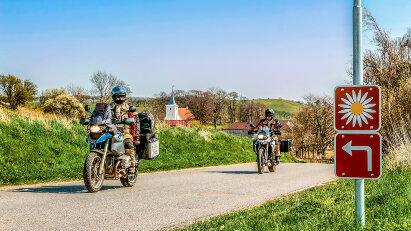 Motorradtour Dänemarks längste Touristenattraktion - Margeritenroute