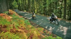 Motorradtour: Großer Inselsberg - Vom Harz bis in den Thüringer Wald!