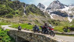 Motorradtour: Unterwegs auf dem Jakobsweg