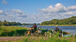 Motorradtour: Elbe-Tour I & II