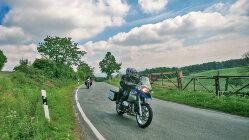 Motorradtour: Die Leinetour