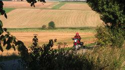 Motorradtour: Eichsfeld/Kaufunger Wald - durch das Bergland südlich des Harzes