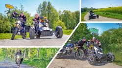 Motorradtour: Von Rußland nach Afrika ... an einem Tag