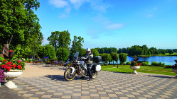 Motorradtour: Lettland - Zwischen Ostsee und Russland