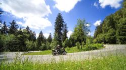 Motorradtour: Kurvenparadies Harz