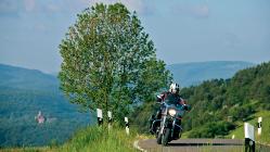 Motorradtour: Mit Big Twins auf Tour - Mitteldeutschland