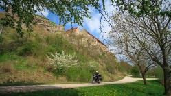 Motorradtour: Kyffhäuser & Saale - Unstrut