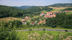 Motorradtour: Harz - Hoher Meissner