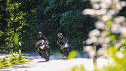 Motorradtour: Südlich vom Harz