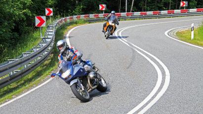 Motorradtour Ab durch die Mitte - M&R Deutschlandtour