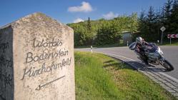 Motorradtour: Nord-Thüringer Bergland - Traumstrecke mitten in Deutschland