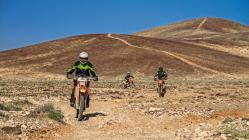 Motorradtour: Offroadabenteuer Fuerteventura