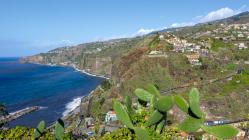 Motorradtour: Geliebte Achterbahn im Atlantik - Madeira