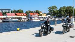 Motorradtour Das Gold der Ostsee: Entlang der Küste bis nach Polen