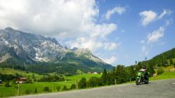 Motorradtour: Rund um den Watzmann