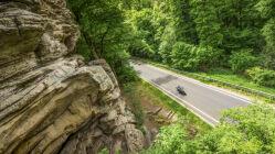 Motorradtour Geheimnisvolles Luxemburg: Luxemburgische Schweiz