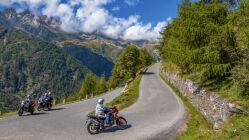 Motorradtour Nervenkitzel in Norditalien: Passo di Gavia