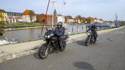 Motorradtour Schleswig-Holstein ohne Meer: Hamburg, Wacken & Holsteiner Kurven