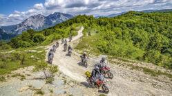 Motorradtour: Mit 13 Adventure-Bikes von Athen nach Sarajevo