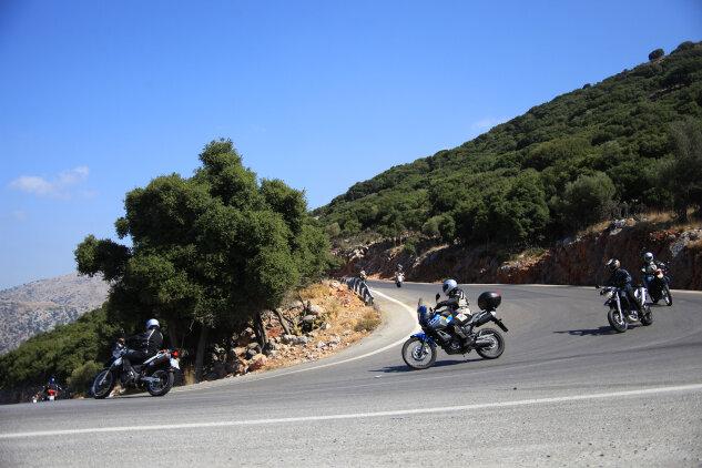 Kreta All In Moto-Week - ohne Tourguide - Eigenanreise