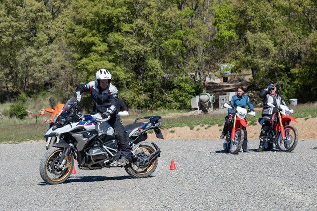 Motorradreise - Offroad Training & Tour familienfreundlich Enduro Park Isábena