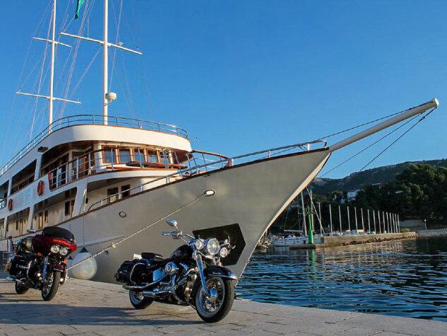 Croatia Bike Cruise - Kreuzfahrt auf zwei Rädern