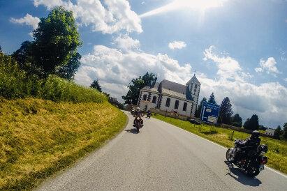 Motorradreise M&R Lesertreffen Bayerischer Wald - ausgebucht