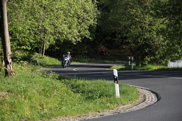 Motorradreise - M&R Lesertreffen Fränkische Schweiz - Ausgebucht