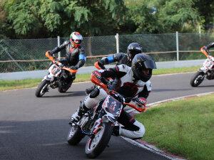 Motorradreise Pitbike Training Braunschweig Flughafen (Outdoor)
