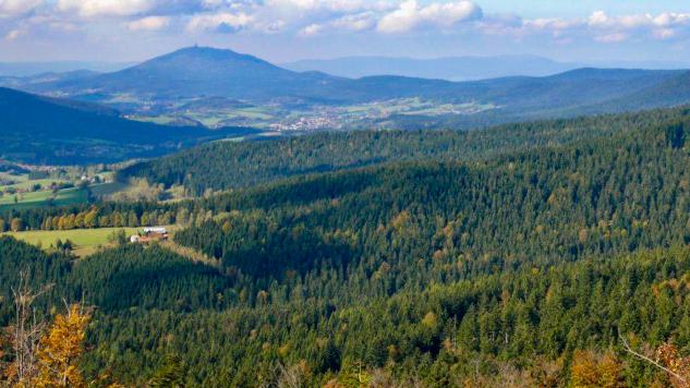 Bayerischer Wald – Böhmen – Mühlviertel - Abenteuertour durch eine geschichtsträchtige Region
