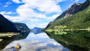 Motorradreise Abenteuer Fjordnorwegen