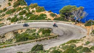 Motorradreise Mallorca die Motorradtour zum Saisonstart auf der Sonneninsel