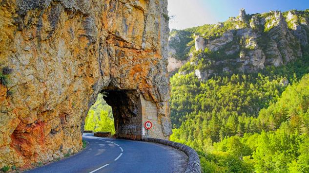 Motorradreise - 8 Tage : Ardèche, Cévennes, Gorges du Tarn & Andorra