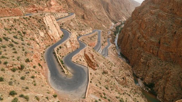 17 Tage : Marokko Motorradreise durch 1001 Nacht