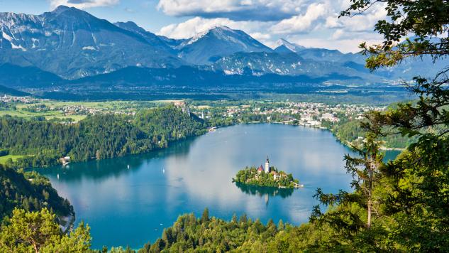 Slowenien Motorradtour – Slovenija von den Alpen zur Adria
