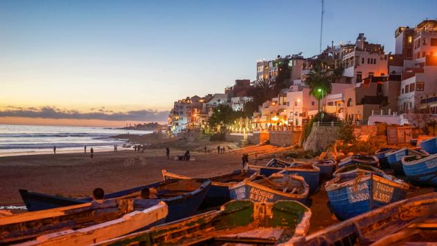 Motorradreise - Marokko – 1001 Nacht Abenteuer