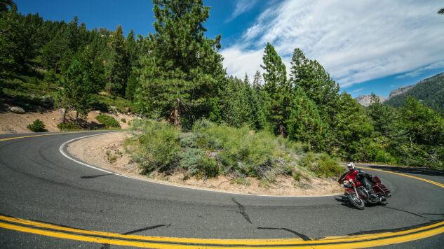 Motorradreise - Coast to Coast - Mit Harley-Davidson vom Atlantik zum Pazifik