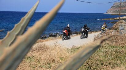 Motorradreise - Kreta Moto-Week - mit Tourguide