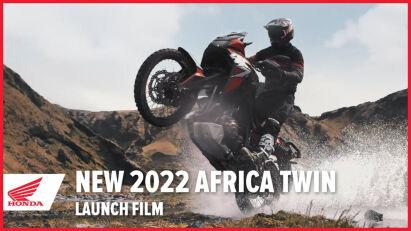 Honda CRF1100L Africa Twin Modelljahr 2022