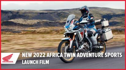 Honda CRF1100L Africa Twin Adventure Sports Modelljahr 2022