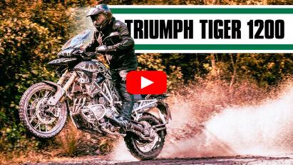 Neue Triumph Tiger 1200 2022